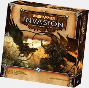 Fantasy Flight Games - Warhammer Invasion