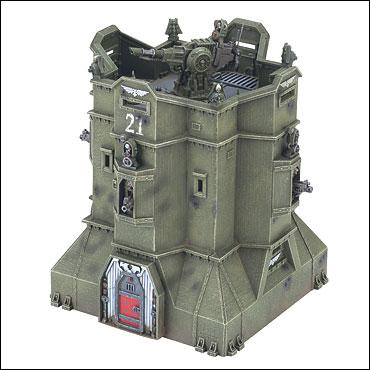 Warhammer 40.000 - Planetstrike Imperial Bastion