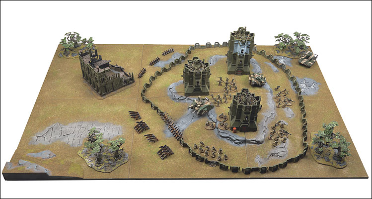 Warhammer 40.000 - Planetstrike