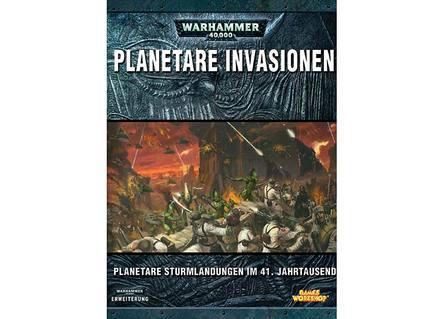 Warhammer 40.000 - Planetare Invasion