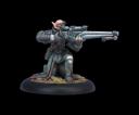 Warmachine - Retribution of Scyrah Ghost Sniper