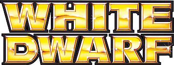 White Dwarf Logo