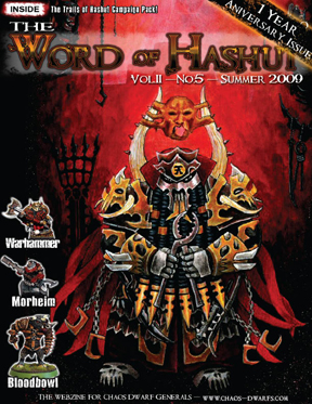 Word of Hashut - 5