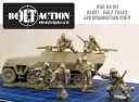 Bolt Action - Halftrack with Crew