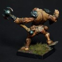 Fictive Miniatures - Orc Lord 'Bilebelly'