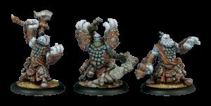 Hordes - Trollblood Runeshapers