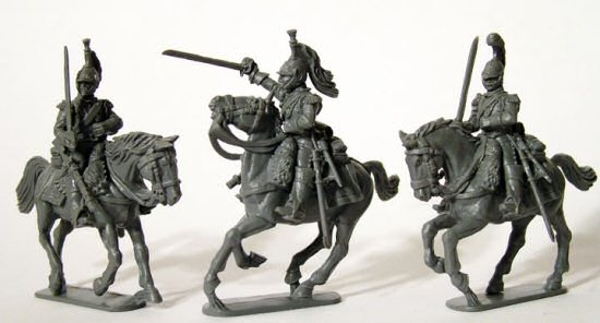 Perry Heavy French Cavalry