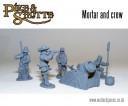 Warlord Games - Mortar & Crew