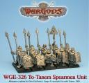 Wargods of Aegyptus - To-Tanem Spearmen