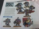 Warhammer 40.000 - Space Wolves Wolfsgardisten in Terminator Rüstung