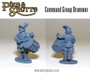 Warlord Games - Pike and Shotte Command Drummer