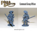 Warlord Games - Pike and Shotte Command Officer