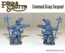 Warlord Games - Pike and Shotte Command Sergeant