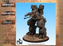 Westwind Production - SOTR Tiger Mecha
