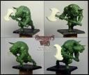 Avatars of War - Minotaurus Green