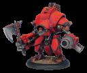 Warmachine - Khador Destroyer