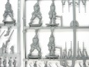 Warlord Games - Pike & Shotte Infantry Sprue Detail