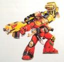 Warhammer 40.000 - Blanche Captain