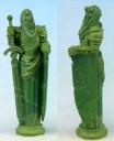 Micro Art Studio - Knight Statue