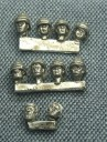 Empress Miniatures - British infantry Heads
