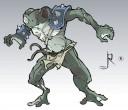 RollJordan - Slaan Zombie