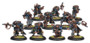 Warmachine - Cygnar Trencher Commandos