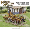 Warlord Games - Parliament Cavalry