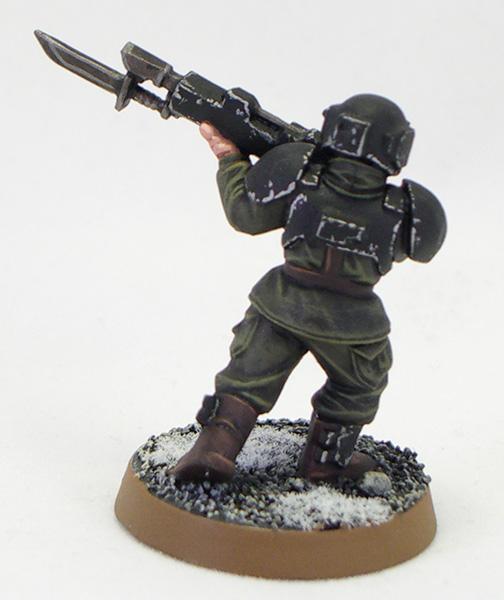 Warhammer K Tau Army Best Paint