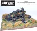 Bolt Action - Raus!!! Discharging Panzergrenadiers