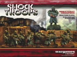 Wargames Factory - Shock Troops