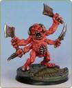 Four Arms Demon