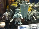 Forge World - Red Scorpion Lybrarian & Honour Guard