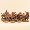 Gaspez Arts - Dwarf Pirates Team