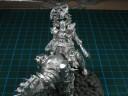 Warhammer Fantasy - Chaosgeneral des Khorne auf Moloch