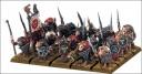 Warhammer Fantasy - Skaven Klanratten