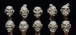 MaxMini - Evil Heads