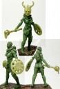 Taban Miniatures - Eden Clan Bakama Mutant