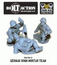 Bolt Action - German 81mm Mortar Team
