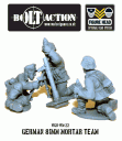 Bolt Action - German 81mm Mortar Team