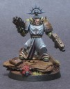 Mini of the Day Space Marine Priest 1