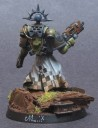 Mini of the Day Space Marine Priest 2