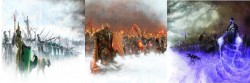 Artwork Banner Kings of War