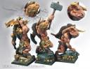 Scibor Miniatures - Minotauren
