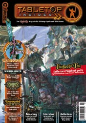 Tabletop Insider Cover Ausgabe 04