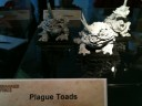 Warhammer Forge - Plague Toads