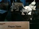 Warhammer Forge - Plague Toads