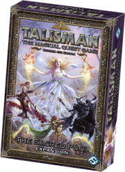 Fantasy Flight - Talisman The Sacred Pool