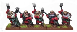 Dwarf Shieldbreakers bemalt