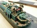 Dystopian Blazing Sun Battleship 2