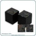 VoodooWorx - 25mm Cobbled Floor Dark